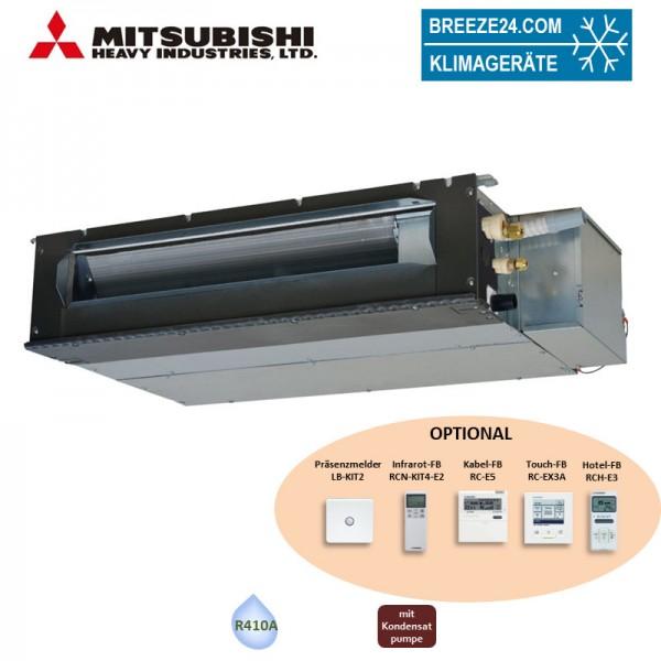 Mitsubishi Heavy KX Kanalgerät 2,2 kW - FDUT22KXE6F - R410A