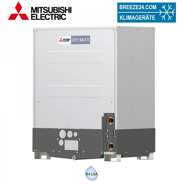 Mitsubishi Electric PQHY-P300YLM-A wassergekühltes VRF-Außengerät City Multi für 1 bis 26 Innengerä