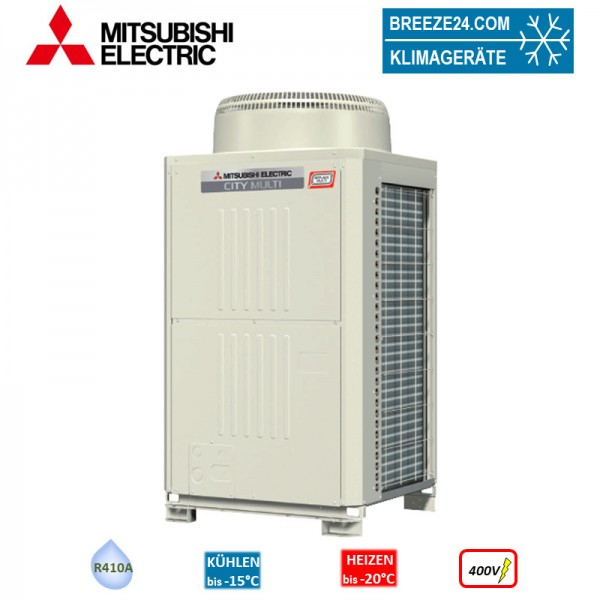Mitsubishi Electric PUHY-RP250YJM VRF-Außengerät Replace City Multi für 1 bis 21 Innengeräte 28,0 k