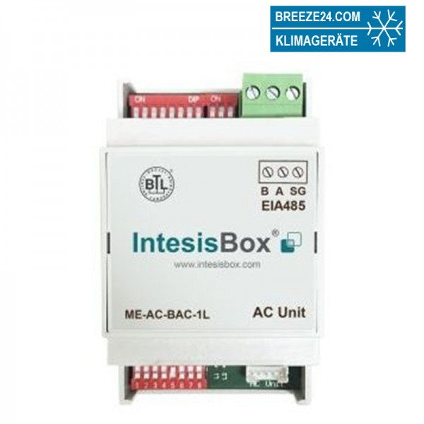 ME-AC-BAC-1 Interface