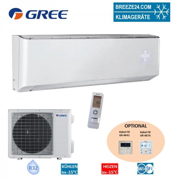 GREE Set Wandgerät 3,5 kW - GWH-12-YC6-I + GWH-12-YC6-0 - R32 Klimaanlage