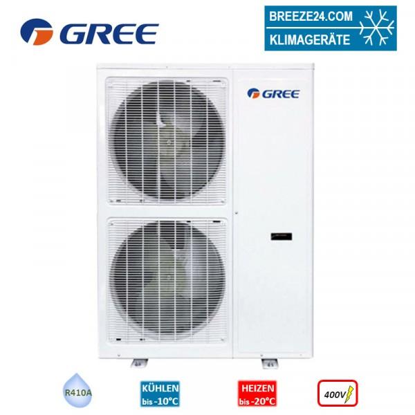 GMV-160WLC-X VRF Außengerät 400V für bis zu 9 Innengeräte
