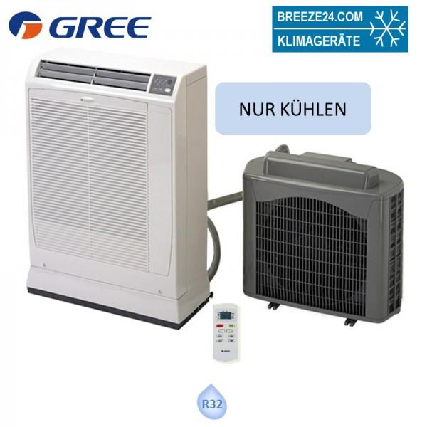 GREE Ulisse 13 Mobiles Klimagerät nur Kühlen 4,0kW