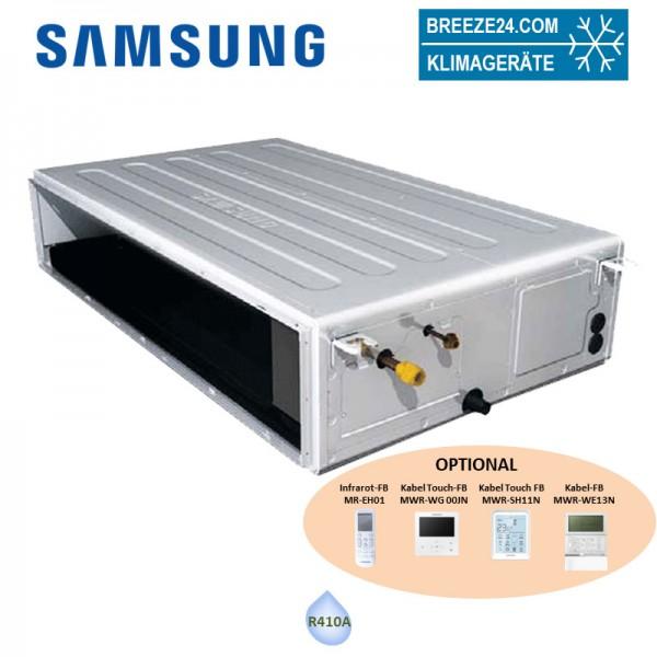 Samsung Kanaleinbaugerät 14,0 kW - AM 140 HNMPKH hohe Pressung (nur DVM S) R410A