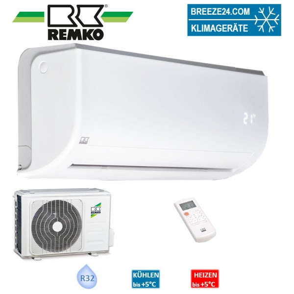 Set RVT 684 DC Inverter-Wandgerät + Außengerät R32